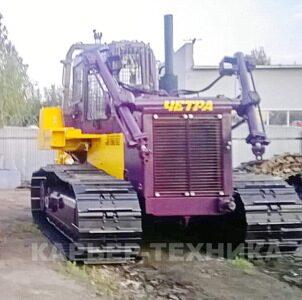 Новый бульдозер Четра Т-15.01 ЯМБР-1