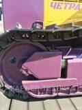 Новая Четра Т15М ходовая система