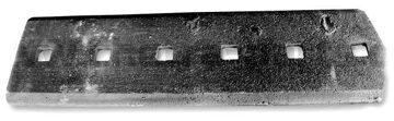 нож средний 6 отверстий для бульдозера четра Т-11